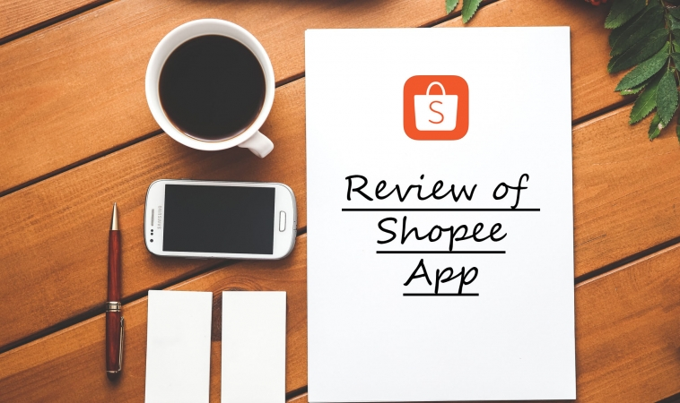 Review of Shopee Singapore App