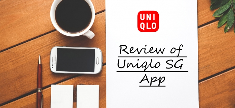 Review of UNIQLO SG App