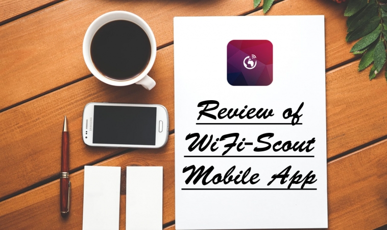 Review of Wifi-Scout Mobile App