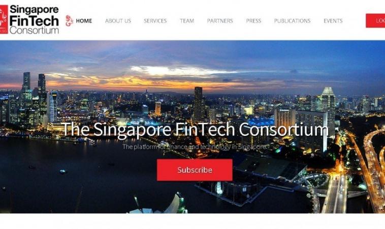 SingaporeFinTechConsortium Partners RobustTechHouse