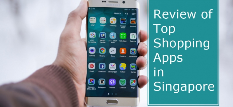 Review of Top Shopping Apps in Singapore