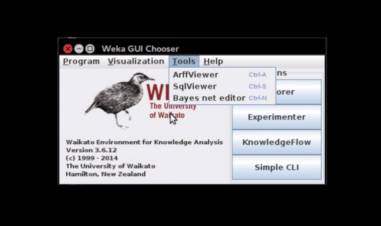 Intro Primer For WEKA Machine Learning Software